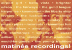 Matine Recordings