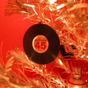 The Matinée 45 Holiday Ornament