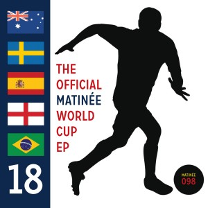 The Official Matinée World Cup CDEP
