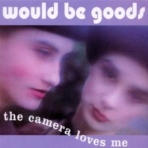 The Camera Loves Me CD (él / Cherry Red)