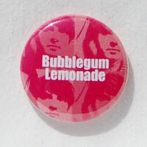 Bazooka pink badge