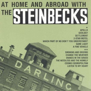 At Home And Abroad With The Steinbecks CD (Summershine)