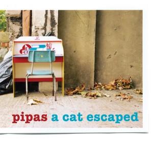 A Cat Escaped CD