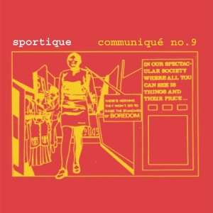 """Communiqué no.9 mini-CD/10"""""""