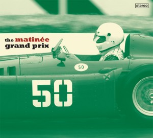 The Matinée Grand Prix CD
