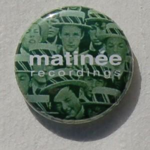 Matinée graduates badge