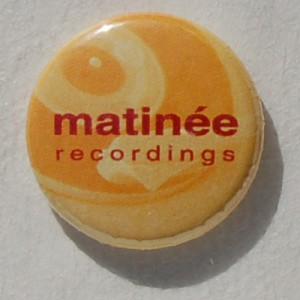 Matinée turntable badge